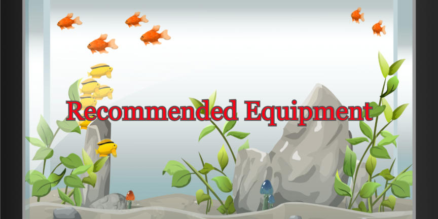 Recommended Equipment of betta